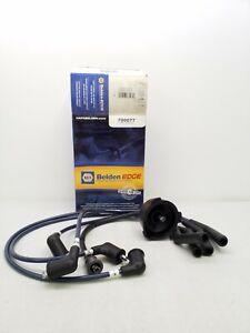 700077 Napa Belden Edge Spark Plug Wires 7mm Blue 700424