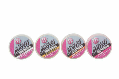 Mainline Match Dumbell Wafters 8mm *All Flavours* NEW Coarse Fishing Bait