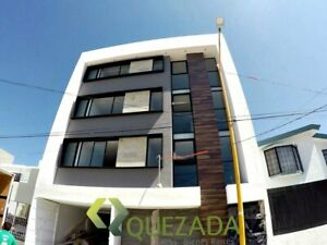 Departamento en renta en Aguascalientes (semi nuevo), a media cuadra de Av Universiadad, LOS BOSQUES