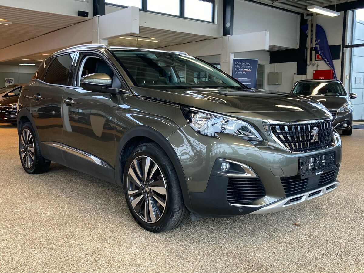 Peugeot 3008 1,5 BlueHDi 130 Allure EAT8 5d - 324.500 kr.