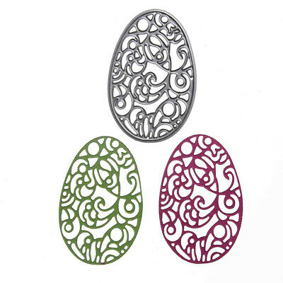 Easter Letter Cutting Dies Stencil Molding Scrapbook Paper Card Making Accessory