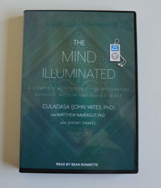 The Mind Illuminated - by John Yates, PhD - MP3CD - Audiobook