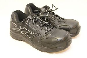 REEBOK-RB4490-Black-Occupational-Work-Shoes-Size-6M
