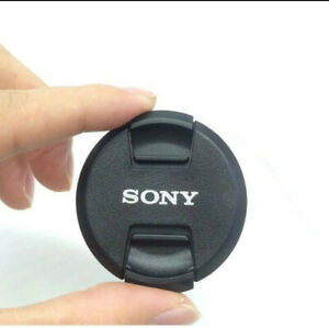 1-PCS-New-52mm-Front-Lens-Cap-for-Sony