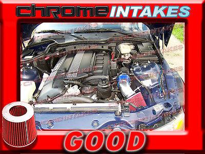 RED 1997-2002//97-02 BMW Z3 Z 3 2.3L//2.5L//2.8L//3.0L AIR INTAKE