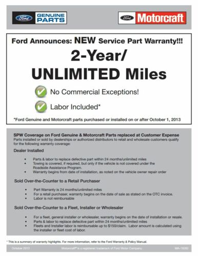 Parts & Accessories OEM NEW 2000-2002 Lincoln LS Ford Thunderbird ...