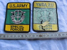 POCKET PATCH US FS VIETNAM  US ARMY  SPECIAL FORCES