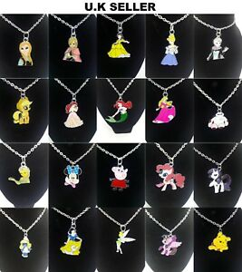 Disney cartoon jewellery frozen my little pony snow white bambi image is loading disney cartoon jewellery frozen my little pony snow aloadofball Gallery