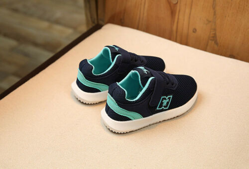 Toddler Baby Kids Boys Soft Casual Mesh Sneakers Outdoor Running Sports Shoes