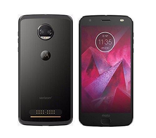 Motorola Moto Z2 Force 64GB XT1789-01 Black Verizon USED GSM Unlocked Clean ESN