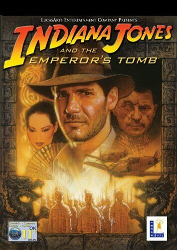 Indiana Jones and the Emperor's Tomb (PC).