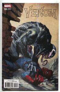 Venom-4-Marvel-Now-2017-NM-Gabriele-Dell-039-Otto-Color-Variant-Spider-Man