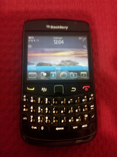 BlackBerry 9780 ( UNLOCKED) cell phone smartphone