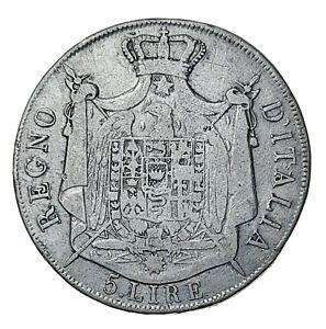 NC-NAPOLEONE-I-RE-d-039-ITALIA-5-LIRE-1808-BOLOGNA-1-TIPO-R2-m0070