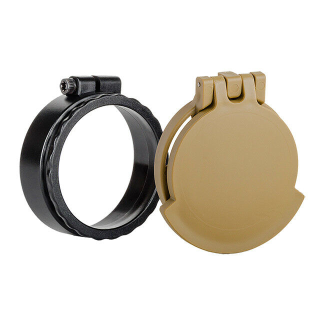 Tenebraex Ocular Flip Cover w  Adapter Ring for Vortex Viper PST 2.5-10x32