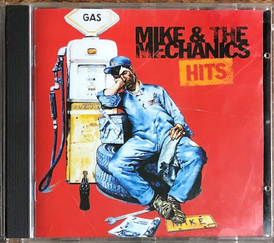 Mike and The Mechanics: Hits, rock