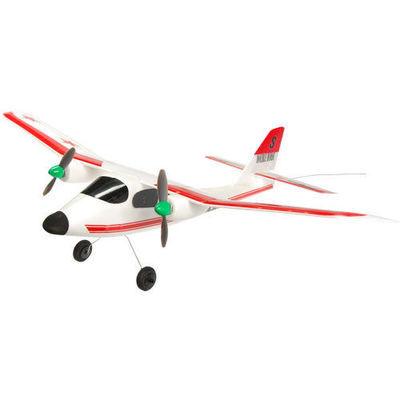 New Super Sonic 2CH RC Plane Remote Radio Control Airplane Aeroplane Glider UK