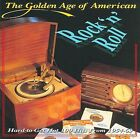 Golden Age of American Rock 'n' Roll, Vol. 1 by Various Artists (CD, Feb-1992, Ace (Label))