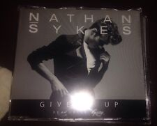 Nathan Sykes - Give It Up (Feat. G-Eazy) Remixes (NEW CD SINGLE) Ex The Wanted