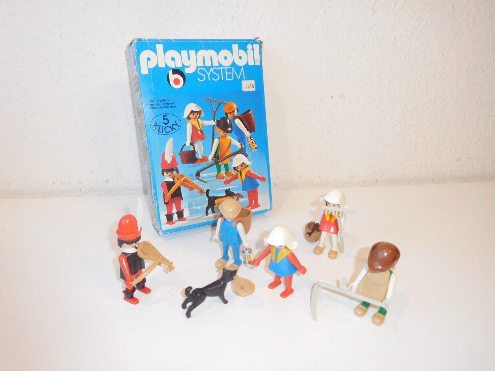 Playmobil 3293 medieval figures ovp (2)