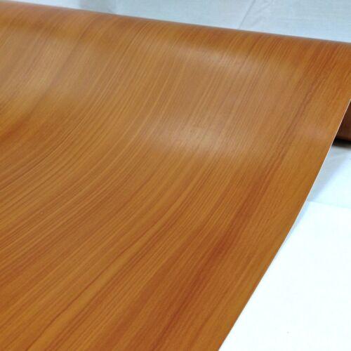 "Wood Grain adhesives Vinyl 24/""x10 feet Cherry Wood MW7335"