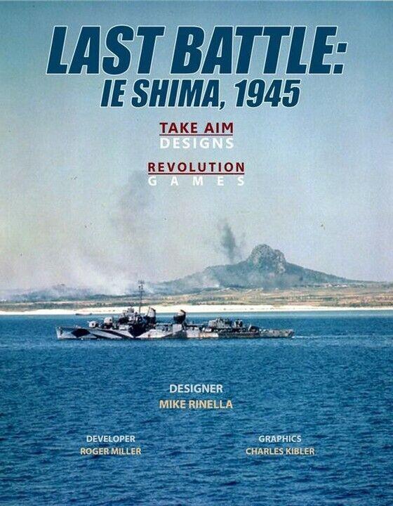 Last Battle  Ie Shima, 1945 Revolution Games