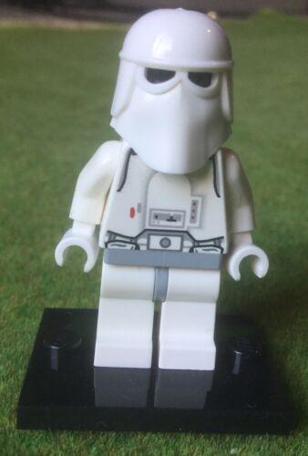 Snowtrooper GENUINE Exc Con Lego Star Wars Minifigure