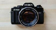 Konica Minolta X-700 35mm SLR Film Camera with 58mm f1.4