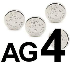 5-x-PILAS-BOTON-AG4-SR626SW-377-LR66-SR66-177-376