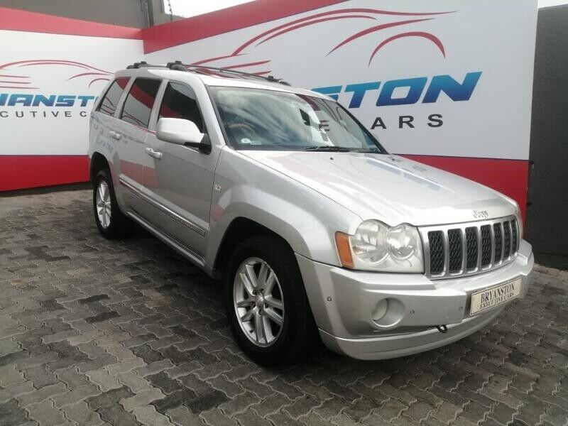 2006 Jeep Grand Cherokee 3.0L Crd Overland At