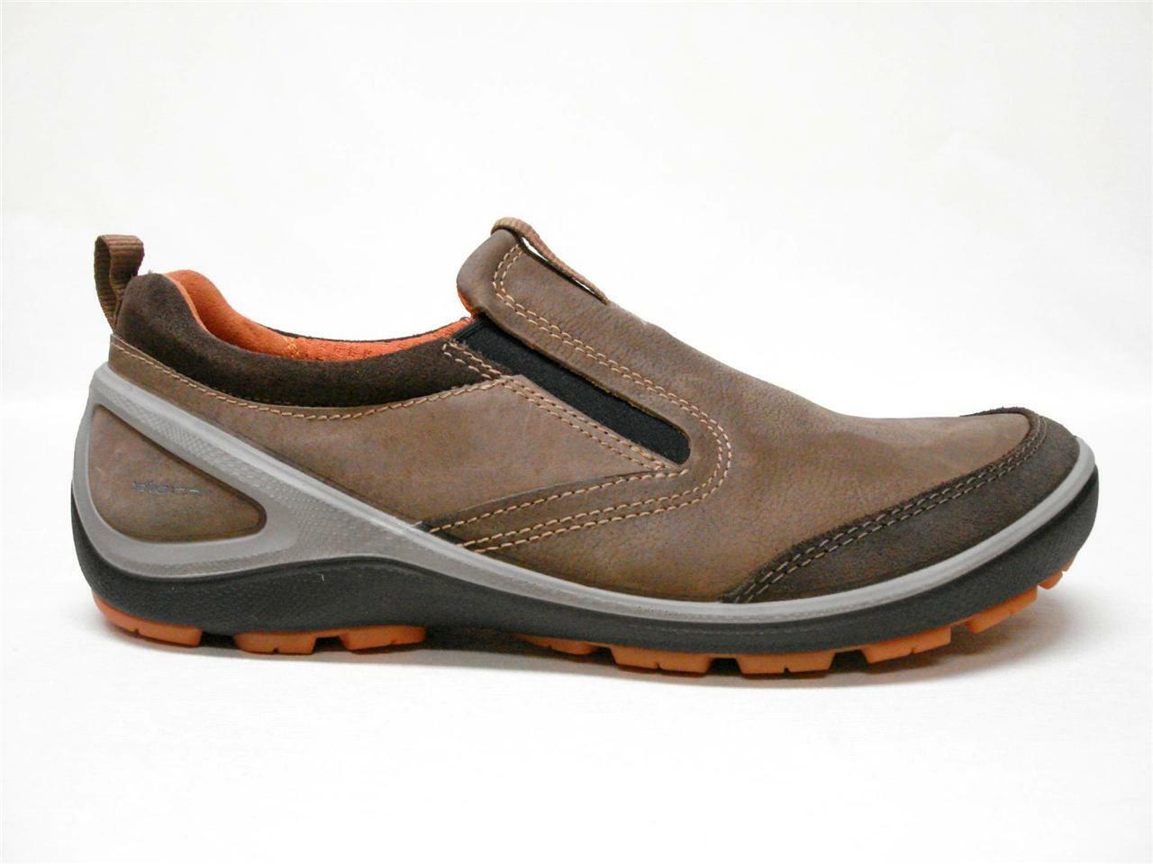 18ebe141e53 NIB ECCO ECCO ECCO BIOM GRIP MENS SHOES CREEK SLIP-ON~12-12.5~CLAY ...