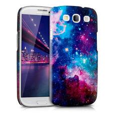 kwmobile Schutz Hülle für Samsung Galaxy S3 S3 Neo Space Mehrfarbig Case Cover