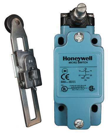 HONEYWELL MICRO SWITCH GLAA01A2A 1NC//1NO SPDT Limit Switch Rotary Lever Arm IP