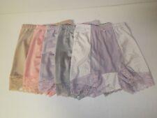 Rhonda Shear Pin-Up Panty-Lyons Blue -Large-NEW teal