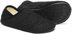 MOHEM Womens Mens Lightweight House Slippers Shoes