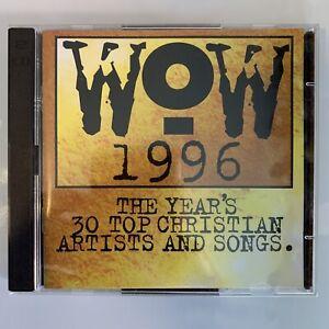 WOW-1996-30-Top-Christian-Artists-CD-2-Discs-Record-Club-Version