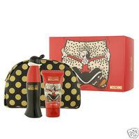 Moschino Cheap & Chic Edt 50 Ml + Bl 50 Ml+cosmetic Bag (woman)
