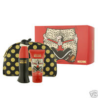 Moschino Cheap & Chic Edt 50 Ml + Bl 50 Ml+cosmetic Bag (woman)