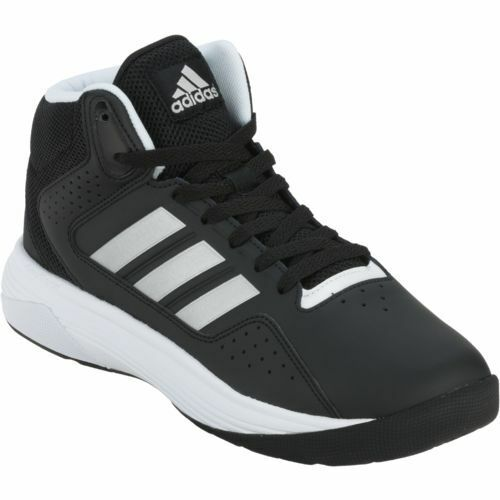 Adidas Cloudfoam Ilation Basketball Shoes in Black with Silver in Sz. 6.5 to 15