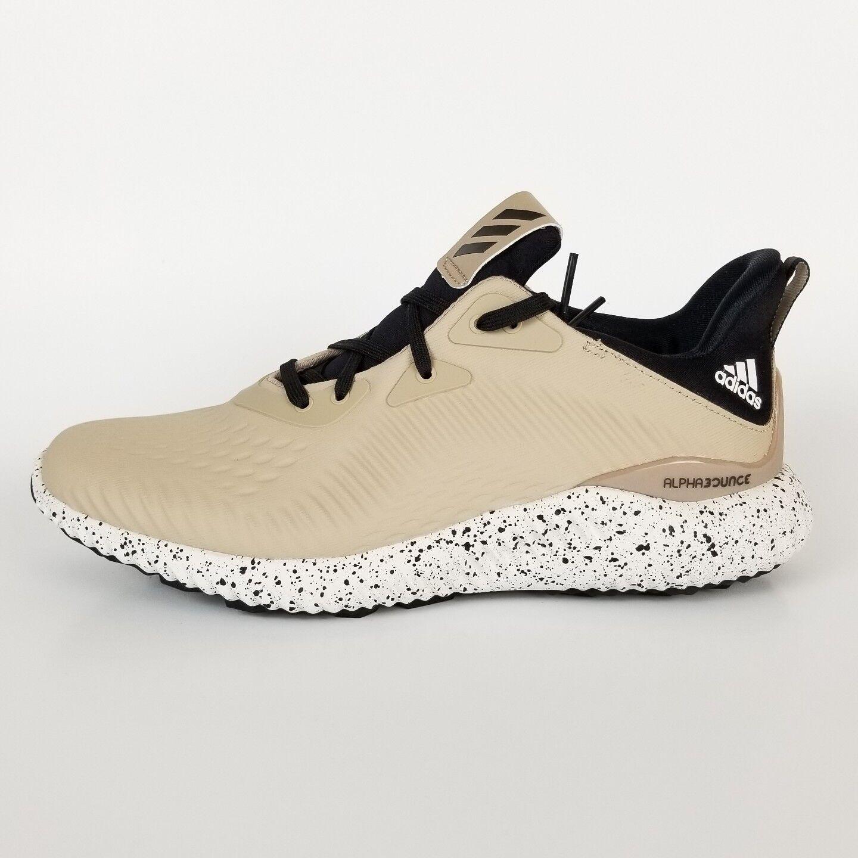 Adidas Alphabounce 1 M Men's Running Shoes Tan DA9728