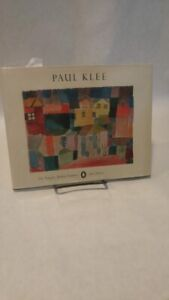 Douglas-COOPER-PAUL-KLEE-The-Penguin-Modern-Painters-series-Arts-1952