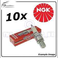 GENUINE NGK RACING SPARK PLUGS x10 BR9EG (ASC3230)