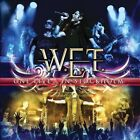 One Live: In Stockholm [Box] by W.E.T. (CD, Feb-2014, 3 Discs, Frontiers Records (UK))