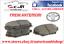 Indexbild 1 - SERIE-PASTIGLIE-FRENO-ANTERIORI-TOYOTA-RAV-4-II-A2-1-8-2-0-4WD-2-0-D-4WD