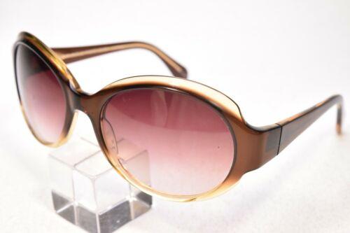 """Oliver Peoples /""""Merce/"""" DEB Crystal Brown /& Gold Brown Gradient Sunglasses"""
