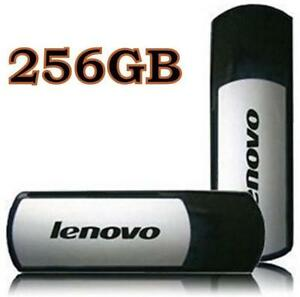 256GB-USB-2-0-Lenovo-T180-Flash-Drive-Pendrive-Memory-Stick-UK-SELLER