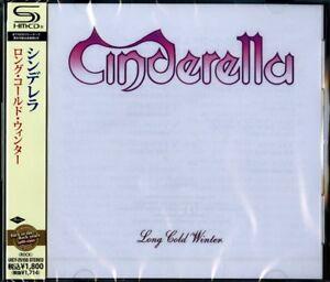 CINDERELLA-LONG-COLD-WINTER-JAPAN-SHM-CD-D50