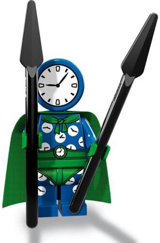 NEW LEGO CLOCK KING FROM SET 71020 THE LEGO BATMAN MOVIE SERIES 2 COLTLBM2-3