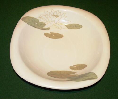 Rosenthal Suomi porcelaine Nénuphar assiettes à soupe