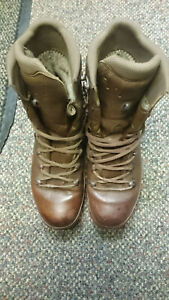 HAIX-BRITISH-BROWN-COMBAT-BOOTS-COLD-WET-WEATHER-GORE-TEX-LINED